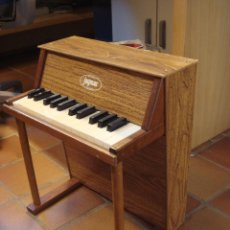 Instrumentos musicales: ANTIGUO MINI PIANO JAYMAR. Lote 50477881