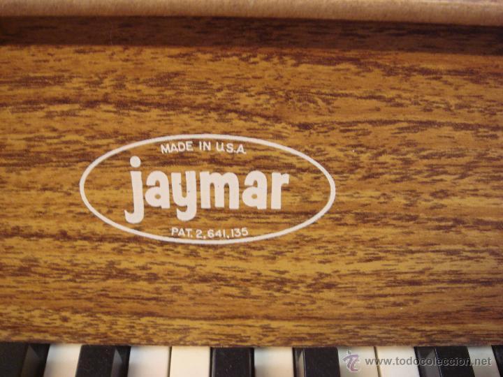 Instrumentos musicales: ANTIGUO MINI PIANO JAYMAR - Foto 2 - 50477881