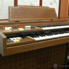 Instrumentos musicales: ORGANO YAMAHA ELECTONE MOD. A-55. Lote 50703725