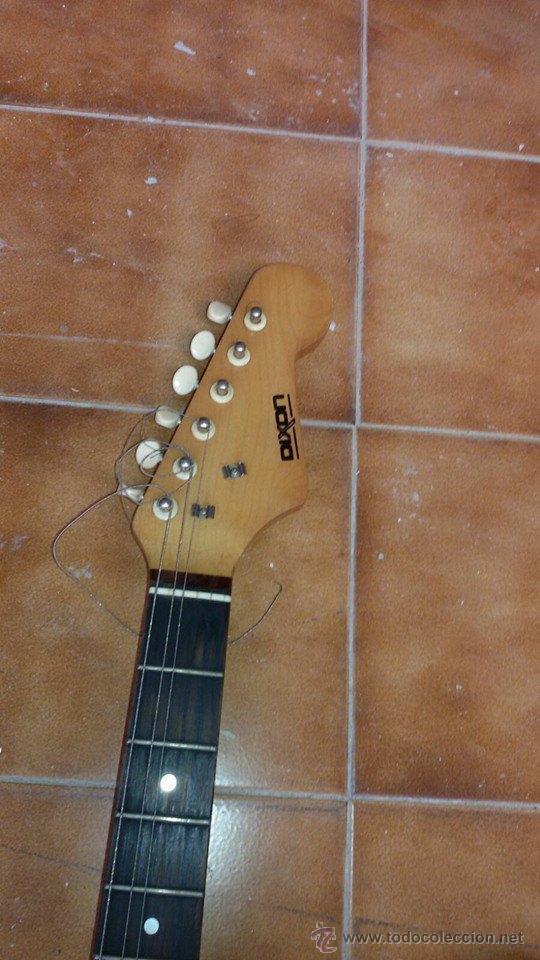 Instrumentos musicales: guitarra electrica - Foto 2 - 50988826