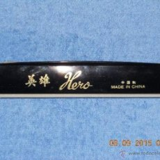 Instrumentos musicales: ANTIGUA ARMONICA HERO MADE IN CHINA DE BAQUELITA .. Lote 51126456