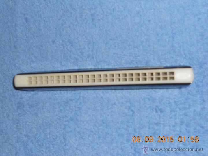 Instrumentos musicales: ANTIGUA ARMONICA HERO MADE IN CHINA DE BAQUELITA . - Foto 3 - 51126456