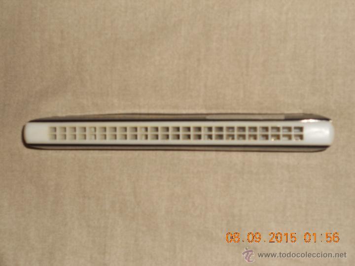 Instrumentos musicales: ANTIGUA ARMONICA HERO MADE IN CHINA DE BAQUELITA . - Foto 5 - 51126456