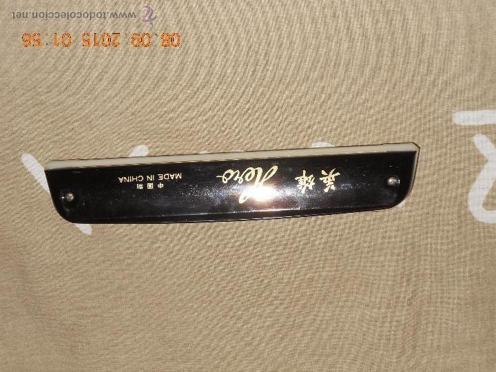 Instrumentos musicales: ANTIGUA ARMONICA HERO MADE IN CHINA DE BAQUELITA . - Foto 6 - 51126456