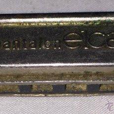 Instrumentos musicales: ARMÓNICA EN MINIATURA DE 3,5 CM. Lote 51437974