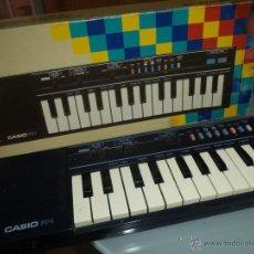 Instrumentos musicales: TECLADO CASIO PT - 1.. Lote 87121299
