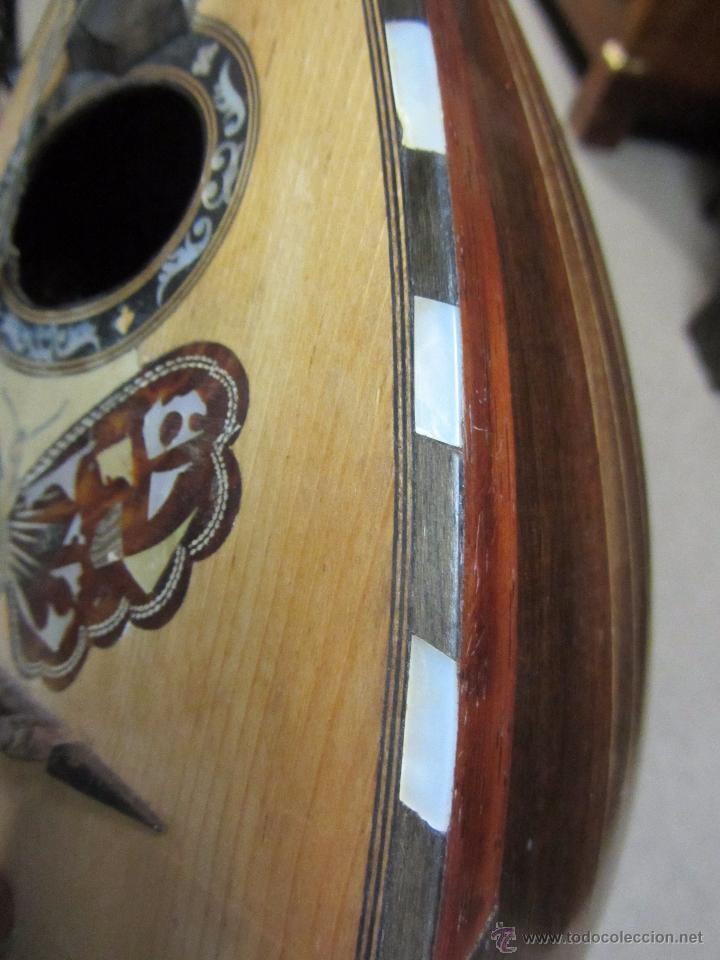 Instrumentos musicales: Antigua Mandolina Gennaro Soriani - Napoli - Foto 10 - 51939645