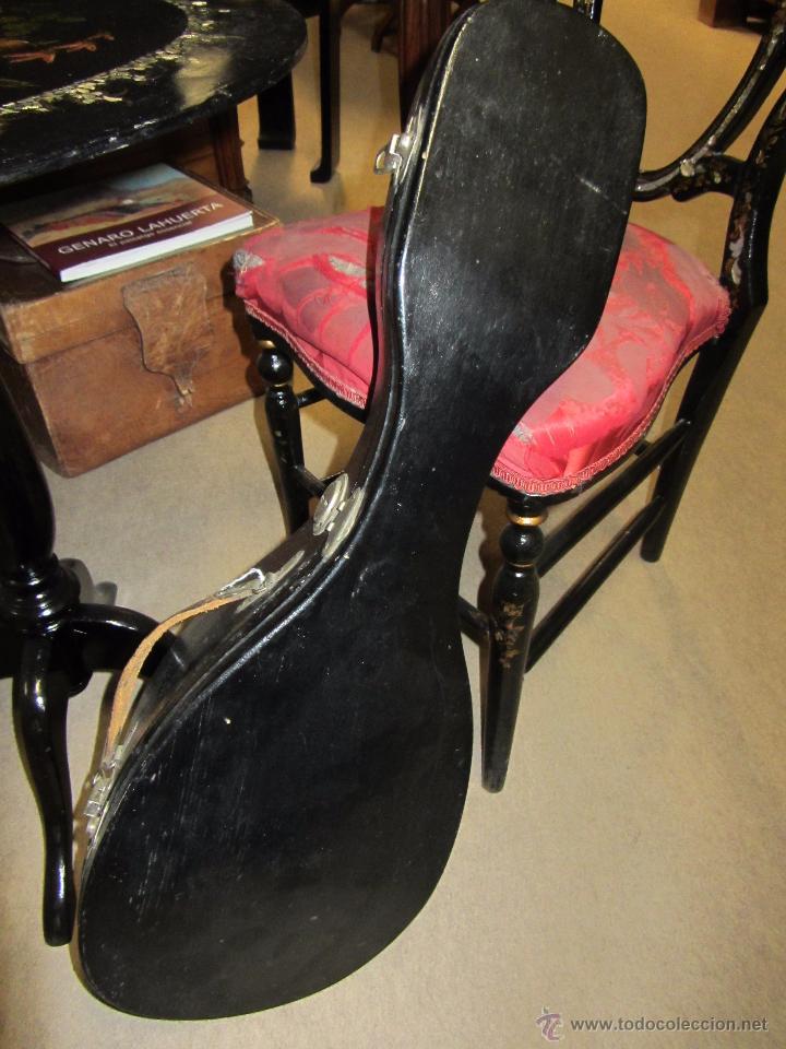 Instrumentos musicales: Antigua Mandolina Gennaro Soriani - Napoli - Foto 14 - 51939645