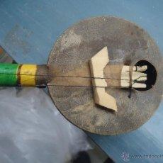 Instrumentos musicales: INSTRUMENTO MUSICAL MADERA , DE CORO O TUNA O SIMILAR - GIMBRI KORA GUITARRA O SIMILAR. Lote 52137225