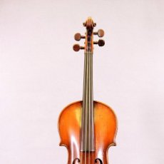 Instrumentos musicales: JÉROME THIBOUVILLE LAMY, MERECOURT , FRANCIA S.XIX, VIOLIN 4/4. Lote 52429749