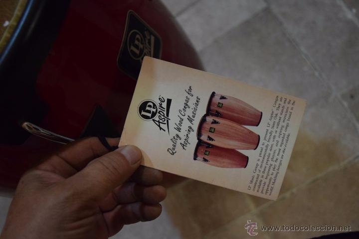 Instrumentos musicales: Tumbadora LP alta calidad.sin uso,nueva. - Foto 3 - 52625759