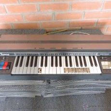 Instrumentos musicales: TECLADO - ÓRGANO BONTEMPI HF-201.2. Lote 52887453