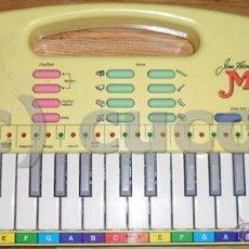 Instrumentos musicales: ORGANO, CASIO, EP-20, LOS TELEÑECOS, PIANO, ORQUESTIN,AÑOS 80, RARO.. Lote 42425296