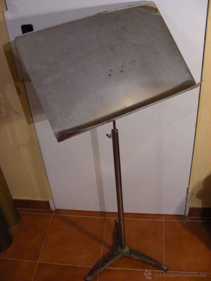 ATRÍL SONORUS PARA PARTITURAS DE 1930 (Música - Instrumentos Musicales - Accesorios)