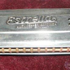 Instrumentos musicales: ARMONICA KELLER ESTRELLA FABRICACION ESPAÑOLA. Lote 53599826