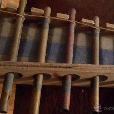 Instrumentos Musicais: XILOFONO MUY ANTIGUO 100 % ORIGINAL SUENA MUY BIEN INSTRUMENTO DE MUSICA CURIOSO. Lote 53624392