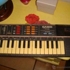 Instrumentos musicales: ORGANO TECLADO PIANO ELECTRONICO - CASIO PT-82 + ROM PACK - JAPAN 70S - FUNCIONA. Lote 53794722