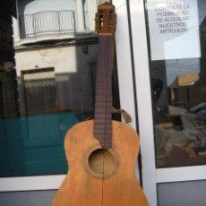 Instrumentos musicales: GUITARRA SAGRISTA´S BARCELONA. Lote 53850639