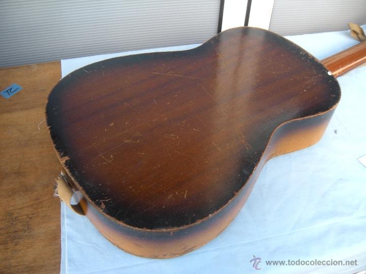 Instrumentos musicales: GUITARRA SAGRISTA´S BARCELONA - Foto 7 - 53850639
