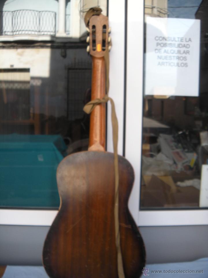 Instrumentos musicales: GUITARRA SAGRISTA´S BARCELONA - Foto 8 - 53850639