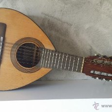 Instrumentos musicales: BANDURRIA JOSE RAMIREZ DE 1953. Lote 53874360