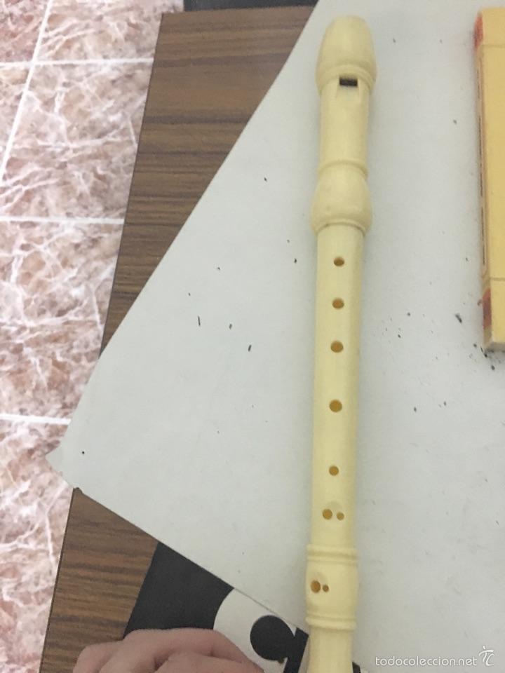 FLAUTA PLÁSTICO (Música - Instrumentos Musicales - Viento Madera)