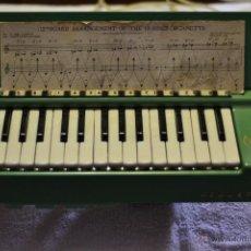 Instrumentos musicales: ORGANETTA HOHNNER ALEMAN. Lote 54111763