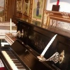 Instrumentos musicales: PIANO VERTICAL MENDELSSOHN. Lote 54139795