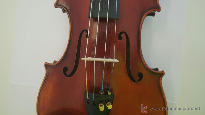 VIOLIN GIUSEPPE GUARNIERI DEL GESÜ (Música - Instrumentos Musicales - Cuerda Antiguos)
