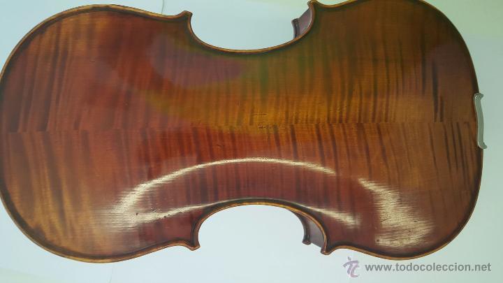 Instrumentos musicales: violin Giuseppe Guarnieri del Gesü - Foto 4 - 54224528