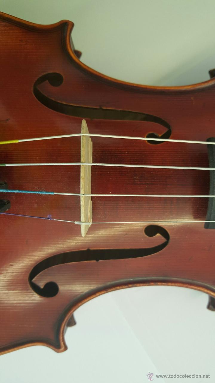 Instrumentos musicales: violin Giuseppe Guarnieri del Gesü - Foto 7 - 54224528