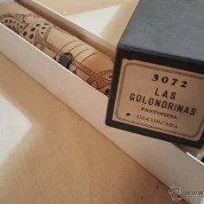 Instrumentos musicales: ROLLO PARA PIANOLA, LAS GOLONDRINAS, PANTOMIMA, USANDIZAGA. Lote 54358322