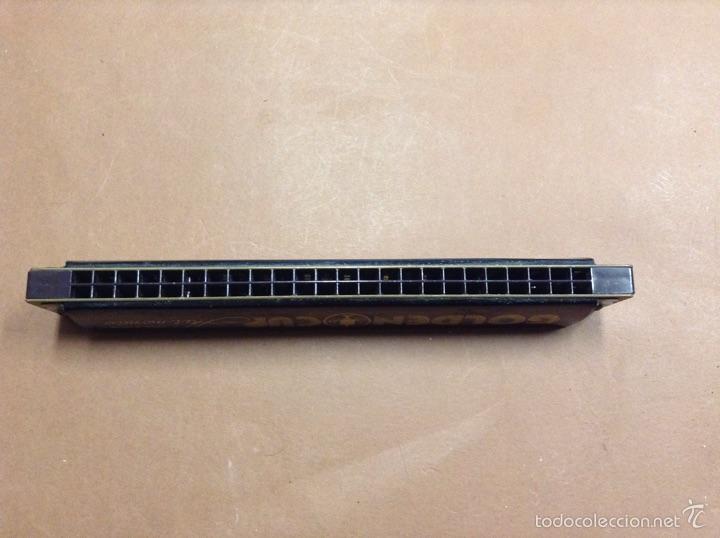 Instrumentos musicales: Armonica golden cup - car94 - Foto 2 - 54378734