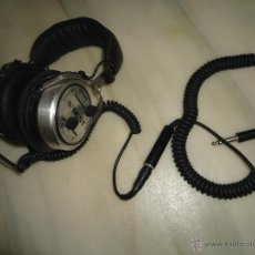 Instrumentos musicales: AURICULARES PROFESIONAL / CASCOS DYNAMIC STEREO HEADHPONE IMPEDANCE SH-15C + CABLE. Lote 54397546
