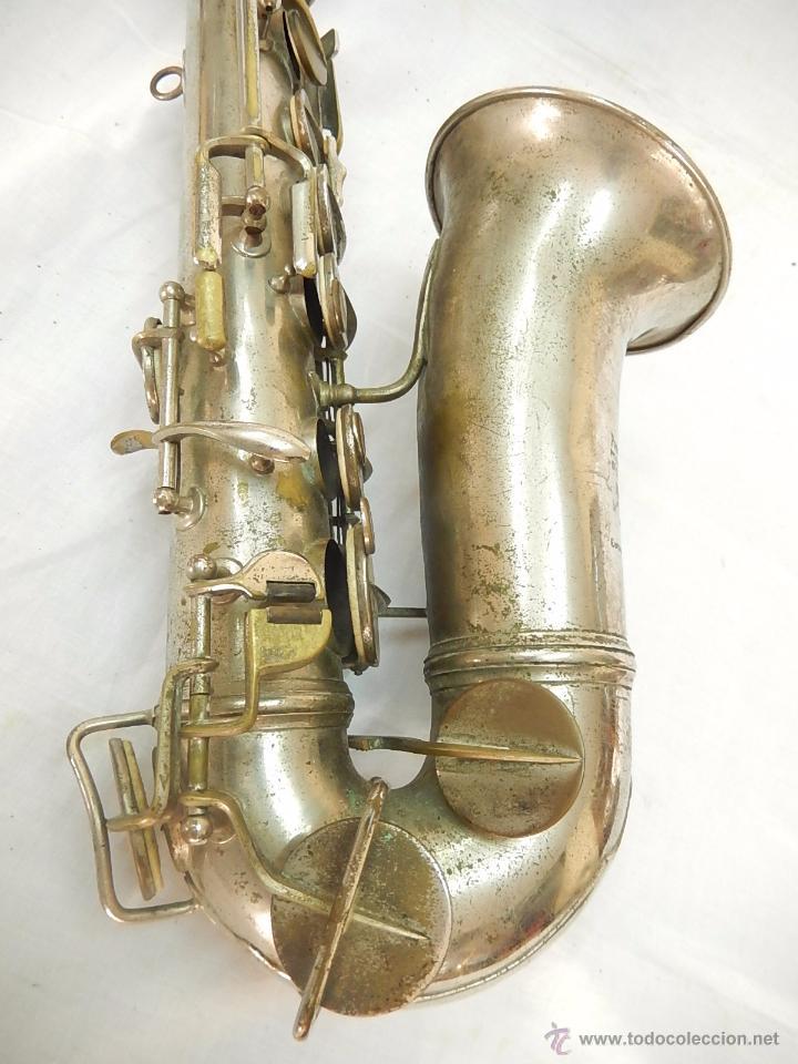 Instrumentos musicales: Saxo. - Foto 2 - 54555175