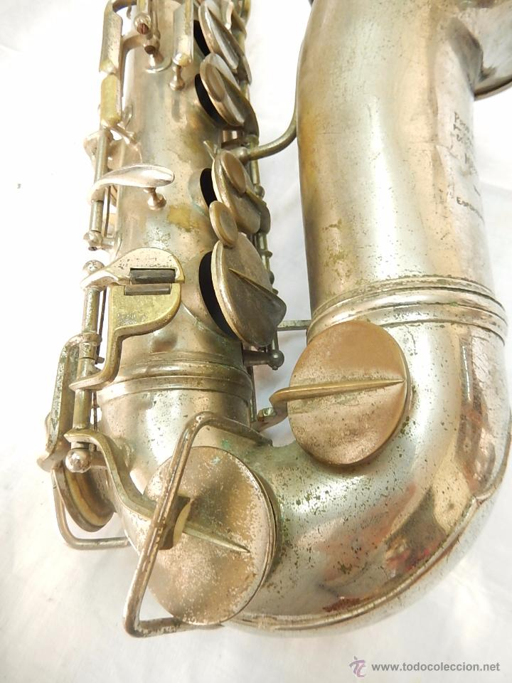 Instrumentos musicales: Saxo. - Foto 3 - 54555175