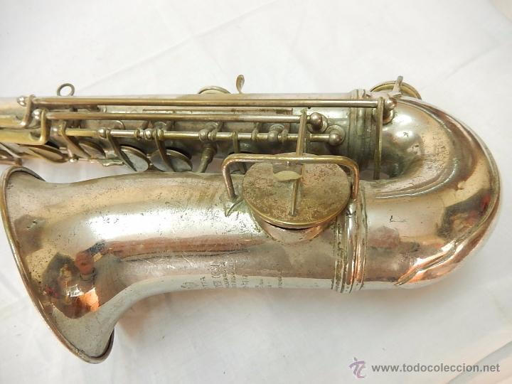 Instrumentos musicales: Saxo. - Foto 4 - 54555175