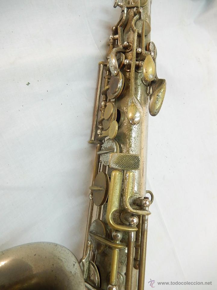 Instrumentos musicales: Saxo. - Foto 5 - 54555175