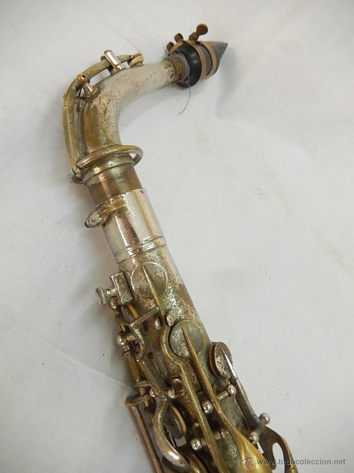 Instrumentos musicales: Saxo. - Foto 6 - 54555175