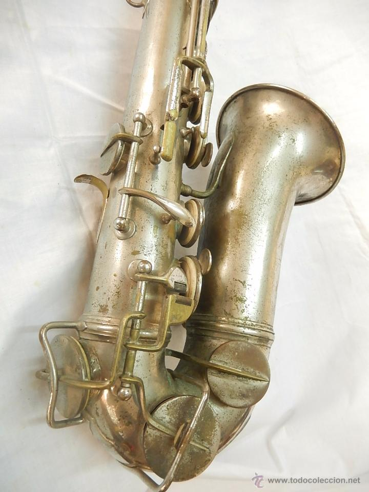 Instrumentos musicales: Saxo. - Foto 8 - 54555175