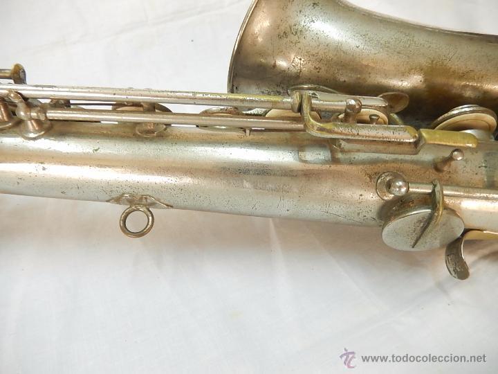 Instrumentos musicales: Saxo. - Foto 9 - 54555175
