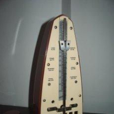Instrumentos musicales: METRÓNOMO WITTNER, GERMANY.. Lote 54767552