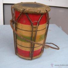 Instrumentos musicales: ANTIGUO TAMBOR TIMBAL. Lote 54889579