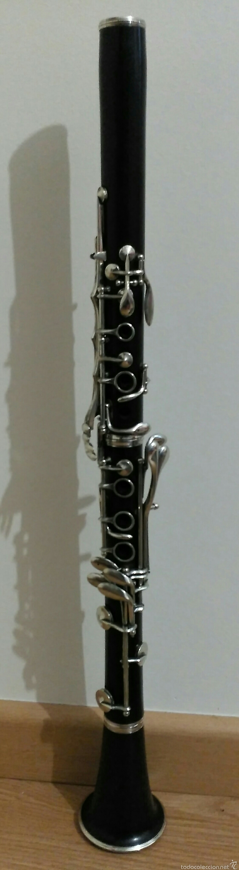 CLARINETE GAUTROT MARQUET S.XIX (Música - Instrumentos Musicales - Viento Madera)