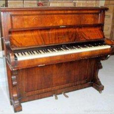 Instrumentos musicales: PIANO VERTICAL. Lote 55097811