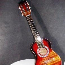 Instrumentos musicales: PRECIOSA GUITARRA ESPAÑOLA ARTESANAL. Lote 55785551