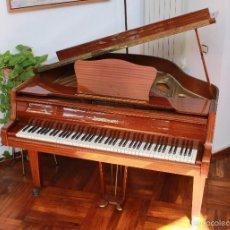 Instrumentos musicales: PIANO ZIMMERMANN MEDIA COLA. Lote 55883716