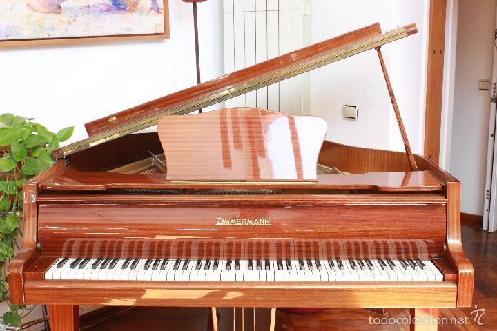 Instrumentos musicales: Piano Zimmermann Media cola - Foto 2 - 55883716