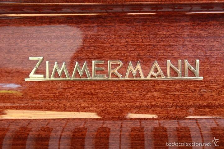 Instrumentos musicales: Piano Zimmermann Media cola - Foto 3 - 55883716