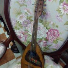 Instrumentos musicales: MANDOLINA ANTIGUA. Lote 57727243